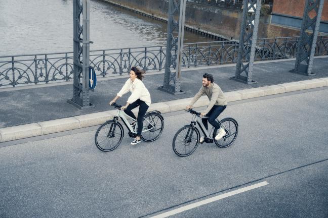 Pierwszy concept store z rowerami elektrycznymi w Polsce!