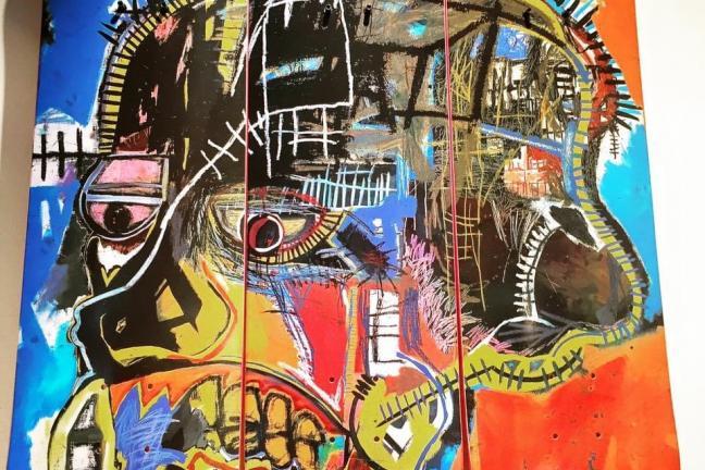 Obraz Jeana-Michela Basquiata