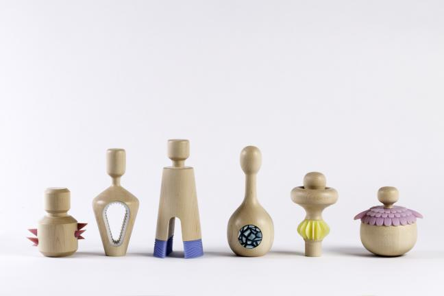 Aroma therapy dolls z Gdynia Design Festiwal