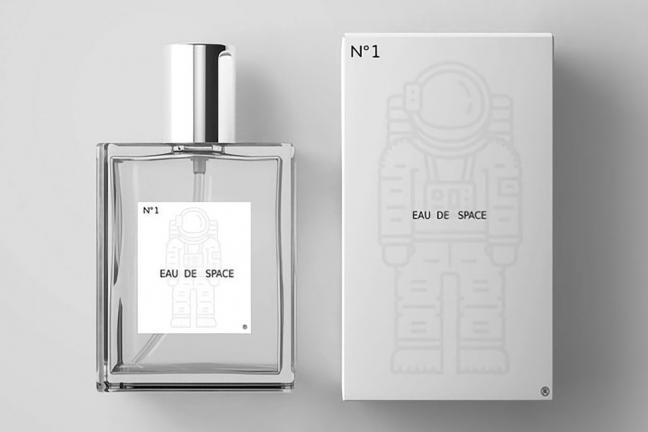 Perfumy o zapachu kosmosu