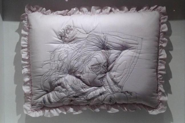 Poduszki- rzeźby
