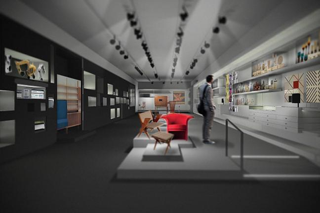 Galeria Wzornictwa Polskiego już wkrótce w Muzeum Narodowym