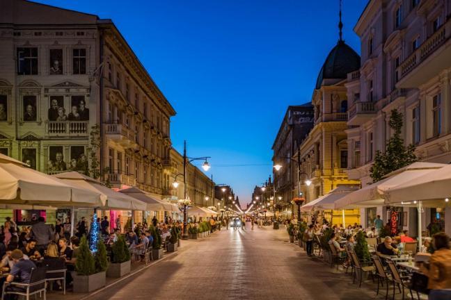 Łódź jedną z najbardziej rekomendowanych destynacji podróżniczych świata