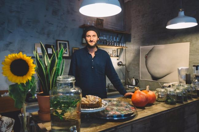 Roślinna kuchnia u JES US - a