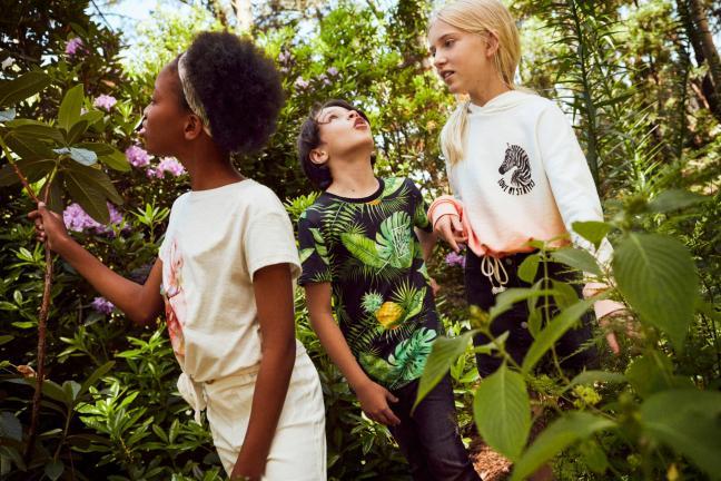 H&M stworzyło kolekcję we współpracy z polską ilustratorką