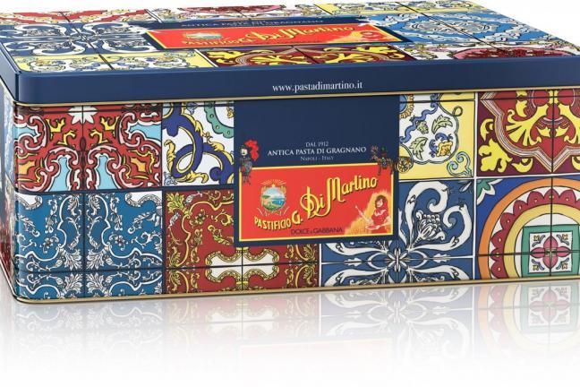 Makaron od Dolce & Gabbana
