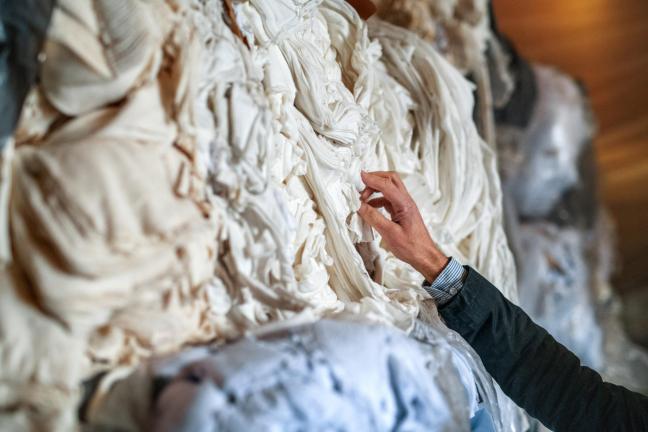 Circulose - materiał pochodzący z recyklingu bawełny