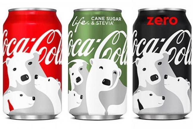 Coca-cola w świątecznym wydaniu