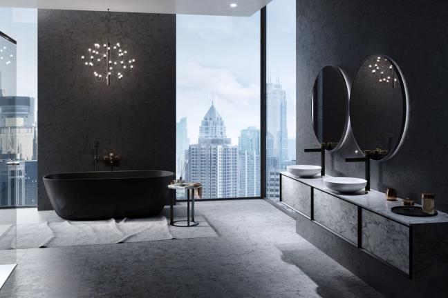 Nowy nurt w łazience i kuchni – designerska perfekcja z myślą o środowisku