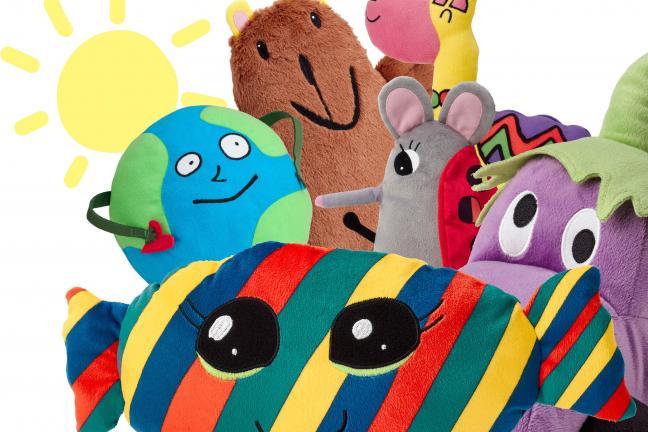 Zabawki projektowane przez dzieci w IKEA