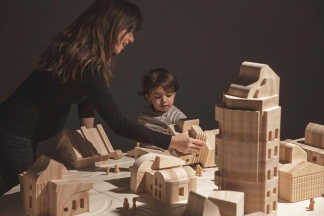 Laboratorium IKEA stworzyło zabawkowe miasto, które pokazuje jak produkować i dzielić energię