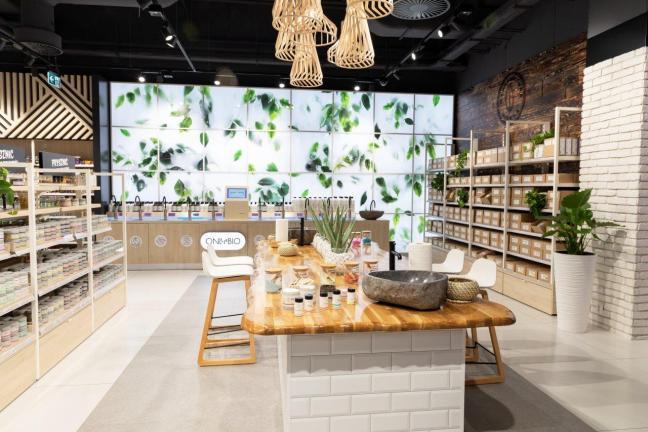 Rossmann otworzył w Łodzi flagowy, pro-ekologiczny sklep