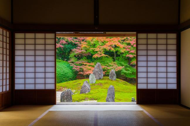 """Japońska koncepcja """"MA"""" – jak projektanci wykorzystują pustą przestrzeń"""
