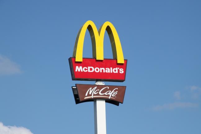 McDonald's wprowadza opakowania z trawy