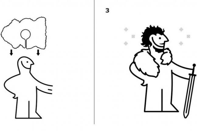 """IKEA w stylu """"Gry o tron"""""""