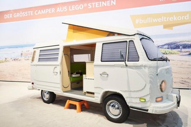 Volkswagen from Lego