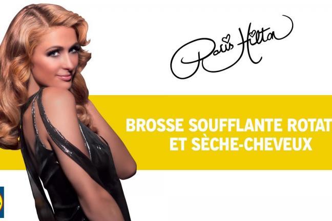Zaskakująca kolaboracja: Paris Hilton x Lidl!