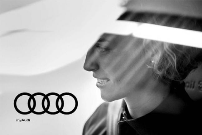 Nowe logo Audi