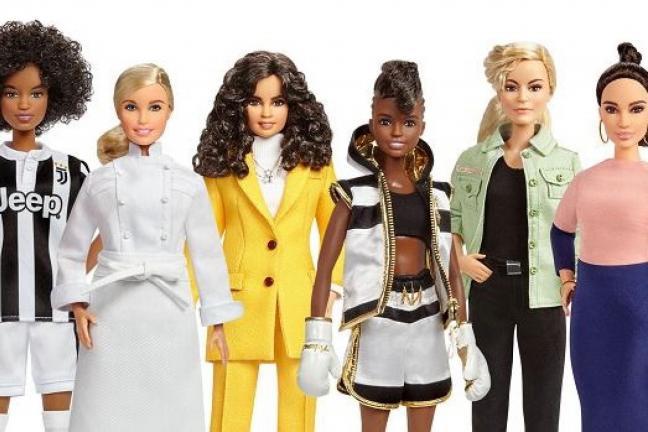 Powstanie lalka Barbie wzorowana na Martynie Wojciechowskiej