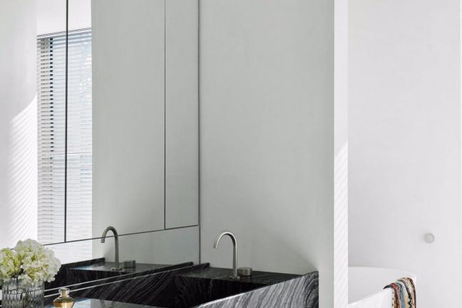Luksusowy minimalizm w Melbourne