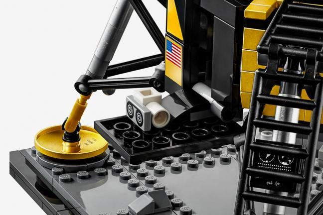 Lego na 50-tą rocznicę lądowania na Księżycu