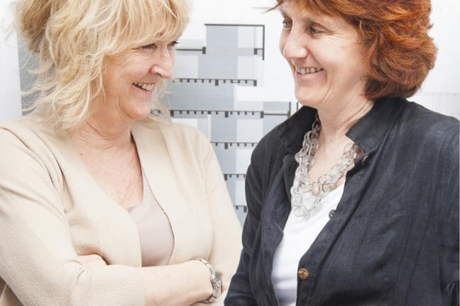 Shelley McNamara i Yvonne Farrell laureatkami Nagrody Pritzkera