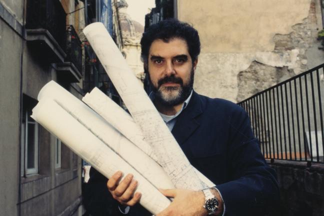 MIRALLES. Perpetuum Mobile – wystawa w hołdzie dla wielkiego katalońskiego architekta