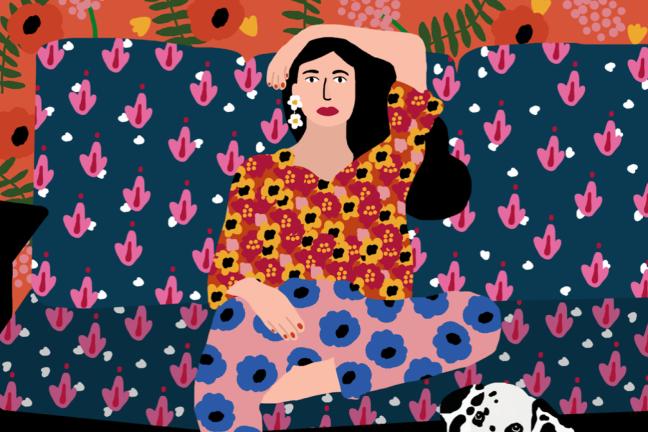 Kolorowe ilustracje